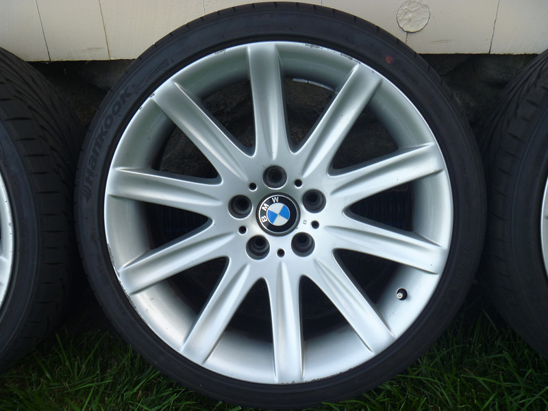 Oem Bmw Wheels >> Oem Style 95 Wheels W Brand New Tires Northeast